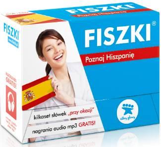 fiszki, poznaj Hiszpanie